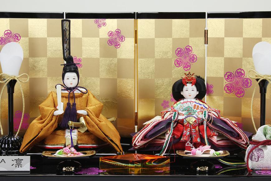 親王平飾り2 商品画像